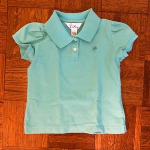 Lilly Pulitzer polo